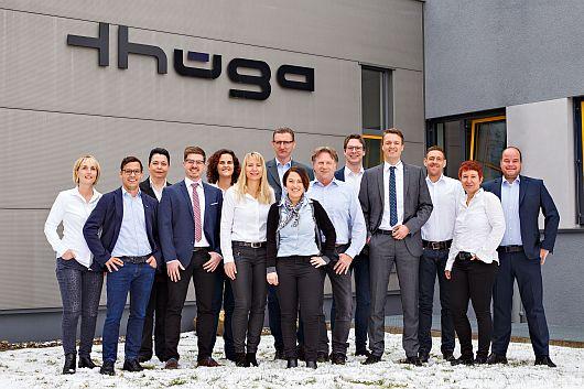 Das Team vom RegioCenter Allgäu-Oberschwaben