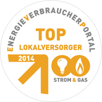 TOP-Lokalversorger 2014