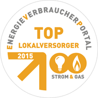 TOP-Lokalversorger 2015