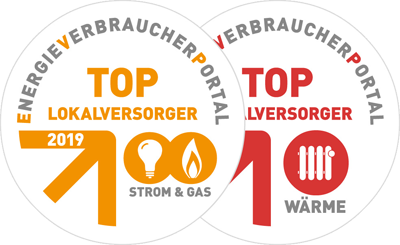 TOP-Lokalversorger 2019